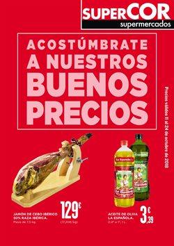 Ofertas de Supercor  en el folleto de León