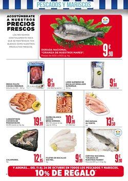 Ofertas de Pulpo  en el folleto de Supercor en León
