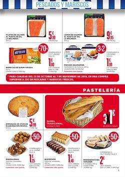 Ofertas de Bizcocho  en el folleto de Supercor en Algeciras