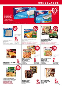 Ofertas de Precocinados vegetales  en el folleto de Supercor en León