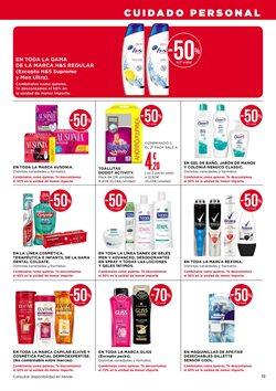 Ofertas de Gillette  en el folleto de Supercor en Alicante