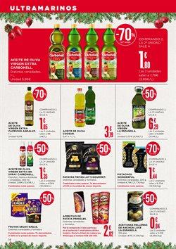 Ofertas de Pistachos  en el folleto de Supercor en Madrid