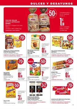 Ofertas de Cola Cao  en el folleto de Supercor en Las Palmas de Gran Canaria