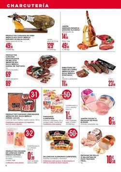 Ofertas de Campofrío  en el folleto de Supercor en La Orotava