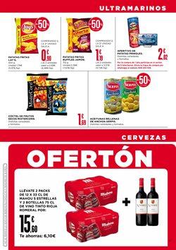 Ofertas de Aperitivos  en el folleto de Supercor en Madrid