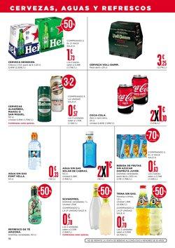Ofertas de Solán de Cabras  en el folleto de Supercor en Madrid