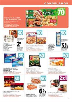 Ofertas de Pizza congelada  en el folleto de Supercor en Oviedo
