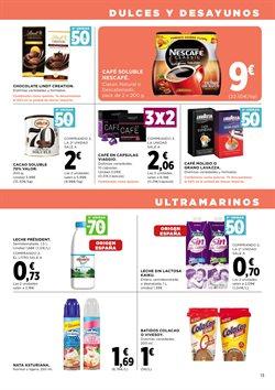 Ofertas de Central Lechera Asturiana  en el folleto de Supercor en Alfafar