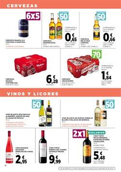 Ofertas de Cerveza sin alcohol  en el folleto de Supercor en Murcia