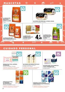 Ofertas de Olay  en el folleto de Supercor en Madrid