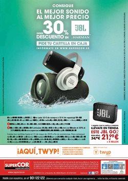 Ofertas de JBL  en el folleto de Supercor en Madrid