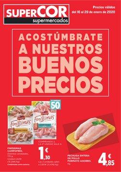 Ofertas de Supercor  en el folleto de Sevilla