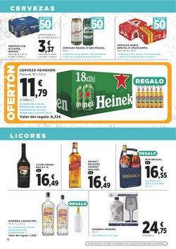 Ofertas de Cerveza sin alcohol en Supercor