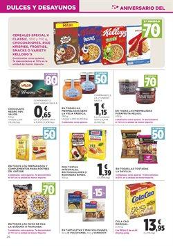 Ofertas de Cereales integrales en Supercor