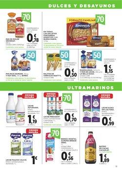 Ofertas de Puleva en el catálogo de Supercor ( Publicado hoy)