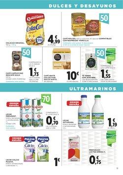 Ofertas de Nespresso en el catálogo de Supercor ( 6 días más)