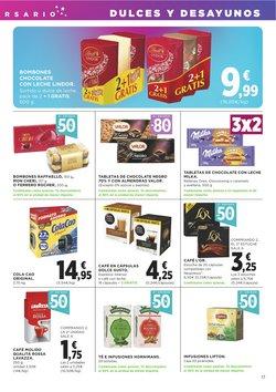Ofertas de Nespresso en el catálogo de Supercor ( 7 días más)