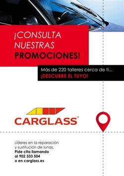 Ofertas de Carglass  en el folleto de Madrid