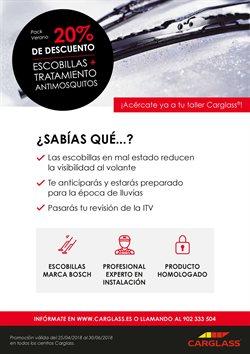 Ofertas de Pastillas de freno  en el folleto de Carglass en Cartagena