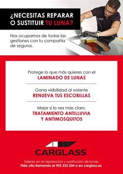 Ofertas de Temporada  en el folleto de Carglass en Ourense