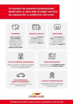 Ofertas de Coche  en el folleto de Carglass en Madrid