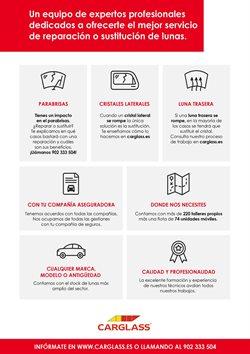 Ofertas de Coche  en el folleto de Carglass en Murcia