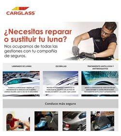 Ofertas de Carglass  en el folleto de Pontevedra