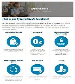 Ofertas de La Caixa  en el folleto de Valladolid