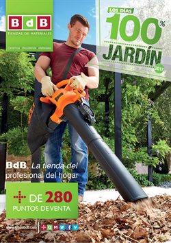 Ofertas de Jardín y bricolaje  en el folleto de BdB en Mérida