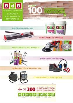 Ofertas de BdB  en el folleto de Cartagena