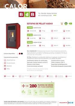 Ofertas de BdB  en el folleto de Madrid