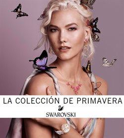 Ofertas de Swarovski  en el folleto de Barcelona