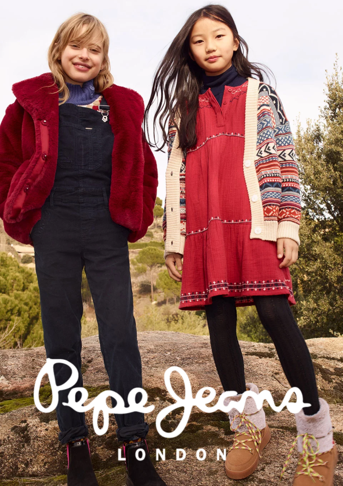 Ofertas de Pepe Jeans  en el folleto de Las Rozas