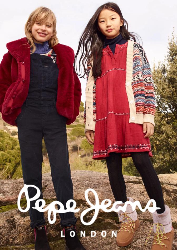 Catálogo Pepe Jeans en Pamplona ( 3 días publicado )