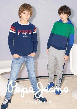 Ofertas de mochilas escolares en el cat谩logo de Pepe Jeans ( Publicado ayer)