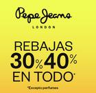 Cupón Pepe Jeans en Irún ( 8 días más )