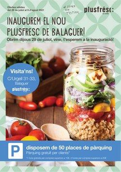Catálogo Plusfresc ( 5 días más)