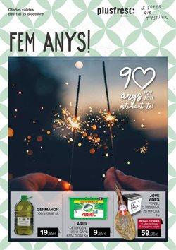 Ofertas de Plusfresc  en el folleto de Tarragona