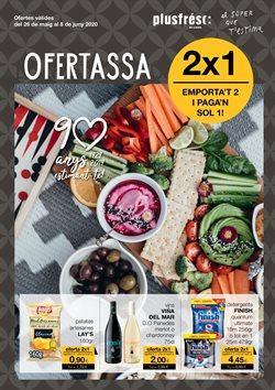 Catálogo Plusfresc ( Publicado ayer )