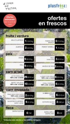 Catálogo Plusfresc en Barcelona ( 2 días publicado )