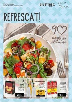 Catálogo Plusfresc en L'Hospitalet de Llobregat ( 2 días más )