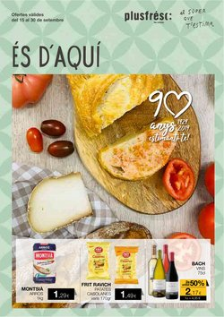 Catálogo Plusfresc en Tarragona ( 2 días publicado )