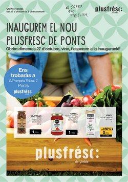 Catálogo Plusfresc ( 11 días más)