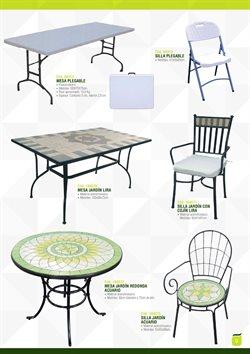 Comprar silla plegable ofertas precios y cat logos for Mesa plegable bricodepot