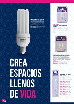 Ofertas de Bombilla de bajo consumo  en el folleto de Ferrcash en Málaga