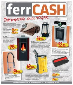Ofertas de Ferrcash  en el folleto de Madrid