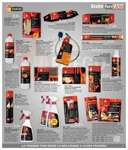 Ofertas de Accesorios para barbacoa  en el folleto de Ferrcash en Madrid