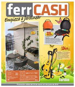 Ofertas de Jardín y bricolaje  en el folleto de Ferrcash en Sanlúcar de Barrameda