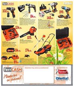Ofertas de Taladro percutor  en el folleto de Ferrcash en Madrid