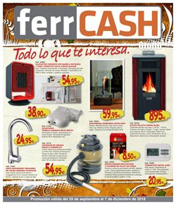 Ofertas de Ferrcash  en el folleto de Córdoba